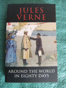 *NEW* Around The World in Eighty Days by Jules Verne