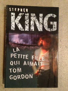 La petite fille qui aimait Tom Gordon,  Stephen King, frisson