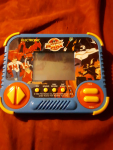 Retro Toy 1993 Tiger Mighty Max Electronic Game $40