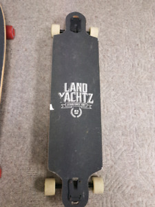 Longboards, 1 landyachtz 1 unknown brand