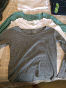 Girls Size 8 old Navy clothes lot