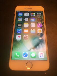 White Rogers iPhone 6 64GB with warranty