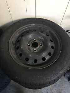 Barum POLARIS3 Winter Tires (185/65 R 15) Kitchener / Waterloo Kitchener Area image 2