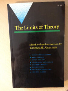 The Limits of Theory - Thomas M. Kavanagh