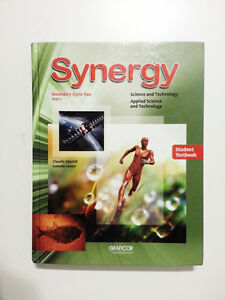 Synergy Student textbook for secondary 3/ Excellent