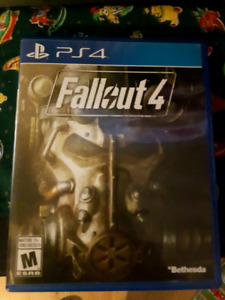 Fallout 4 For Trade/Sale