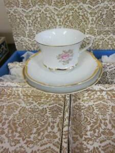 Seyei China 18 piece tea set - Gloria 4973 Windsor Hawkesbury Area Preview