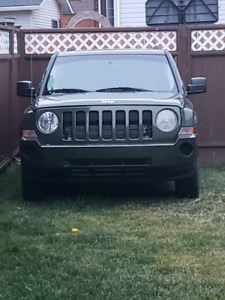 Jeep Patriot North Trade for Wrangler