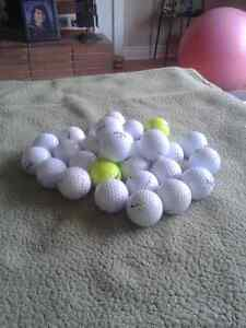 3 dozen nike used golf balls in aaa condition
