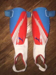 Puma Evo Speed 3 Soccer Shin Guards Size Medium