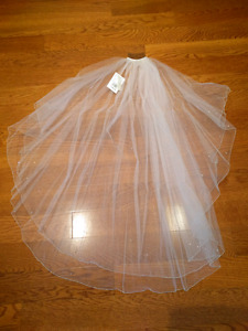 Wedding Veil BNWT