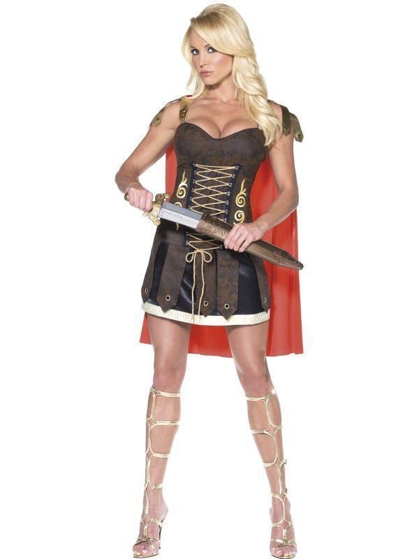 44a7b4f54d7 Womens Gladiator Costume
