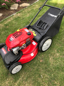 "TROY-BILT 21"" SELF PROPELLED LAWNMOWER"