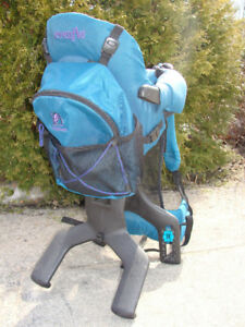 Evenflo Trailtech Baby/Infant Backpack Carrier