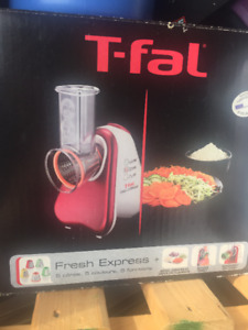 T-Fal Vegetable slicer (like new in a box) $50