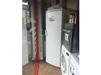 Tall freestanding fridge LIKE NEW! With warranty and pat tested