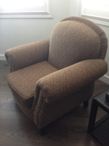 Two Accent Chairs