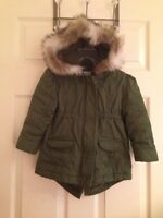 Adorable polar fleece-lined jacket from Old Navy