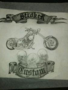 Stroker Custom Cycles