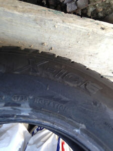 235/60 R 16 Michelin winter tire Strathcona County Edmonton Area image 3