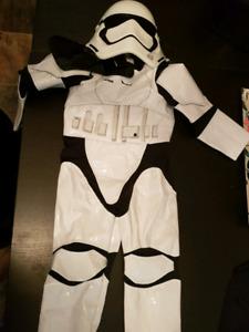 Storm trooper disney sz 3 starwars