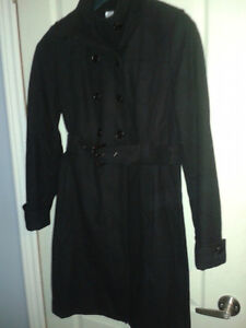 Manteau Kenneth Cole en laine