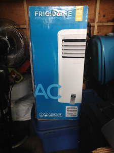 Frigidaire 8000 portable air conditioner