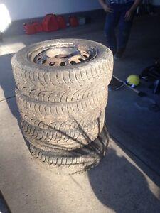 Hyundai elentra M/S tires