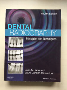 Dental radiography: Principles and techniques 4th edition