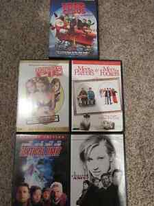 5 DVDs for $5