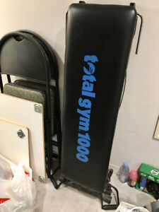 Total Gym 1000 - good condition