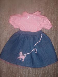 "American Girl/18"" Doll Clothes Oakville / Halton Region Toronto (GTA) image 6"