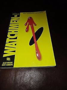 Watchmen by Gibbons and Moore Paperback London Ontario image 1