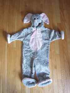 Elephant Costume for 2-4 year old