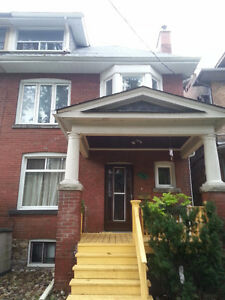 High Park - Roncesvalles 1 bdrm Basement Apartment
