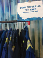 Used Coveralls for Sale