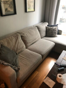 SOFA BED/ SECTIONAL - $100