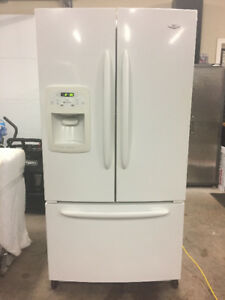 Maytag 36-Inch Wide French Door Refrigerator - 26 Cu. Ft.