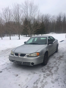03 grand am. NEED GONE