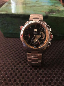 TAG Automatic mechanical Silver bracelet New Watch