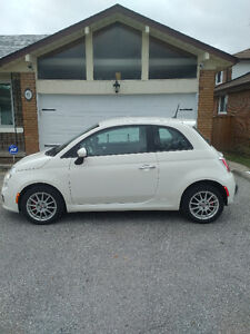 2013 Fiat 500c Special edition Coupe (2 door)