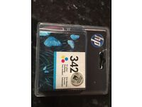 HP 342 TRI COLOUR INK CARTRIDGE SEALED