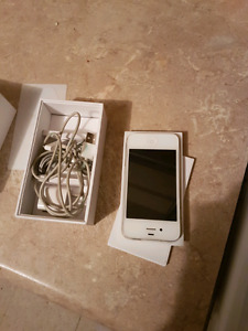 Iphone 4s with telus for sale $$
