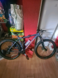 Carrera Vendetta Mens Mountain Bike 2020 - Grey