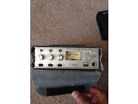 Sigma SS-403 Broadcast Field Mixer