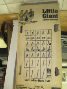 Little Giant 17' Ladder New in Box!