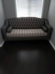 Custom made sofa $1200