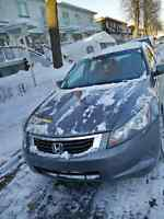 Honda Accord 2008, excellente conditions, bas kilométrage