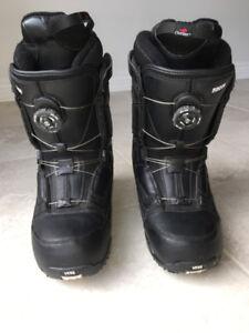Vans Cirro Snowboard Boots Size 9.5 RECCO Avalache