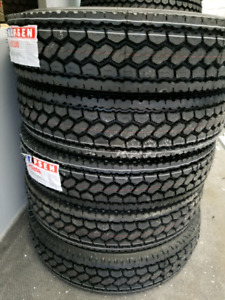 NEW KAPSEN TRUCK TRAILER DUMP TRUCK TIRES